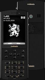 Купить Mobiado Classic 712 EM Ebony