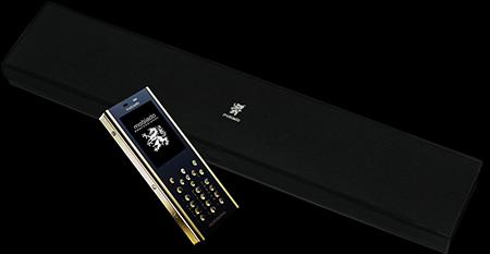 Комплектация телефона Mobiado Professional 105 GCB Gold