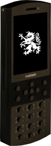 Телефон Mobiado Classic 712 EM Ebony