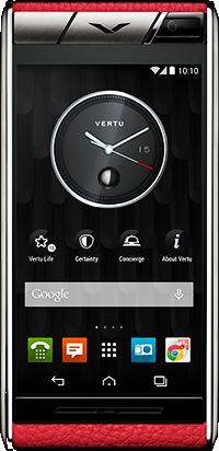 Телефон Vertu Aster Blush Calf