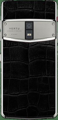 Телефон Верту Constellation X Alligator Black