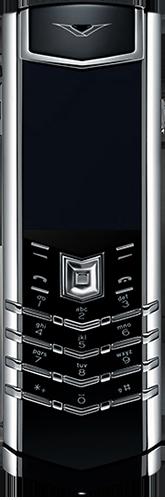 Телефон Vertu Signature S Design Steel Exclusive