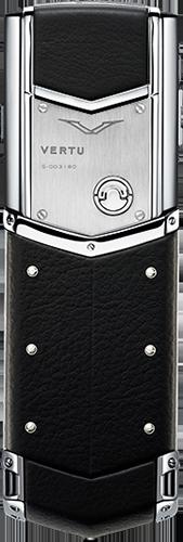 Телефон Верту Signature S Design Steel