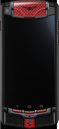 Телефон Vertu Ti Titanium Ferrari