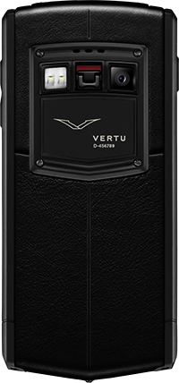Телефон Верту Ti Titanium Pure Black