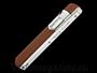 Телефон Vertu Aster P Baroque Caramel Brown Calf