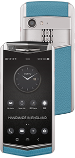 Купить Vertu Aster P Baroque Gentleman Blue Calf