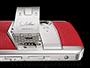 Телефон Vertu Aster P Baroque Raspberry Red Calf