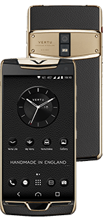 Купить Vertu Constellation Agate Black Red Gold