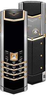 Купить Vertu (Верту) Signature S Design Red Gold Mixed Metals Russian