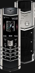 Купить Vertu Signature S Design Alligator