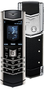 Купить Vertu Singature S Design Steel